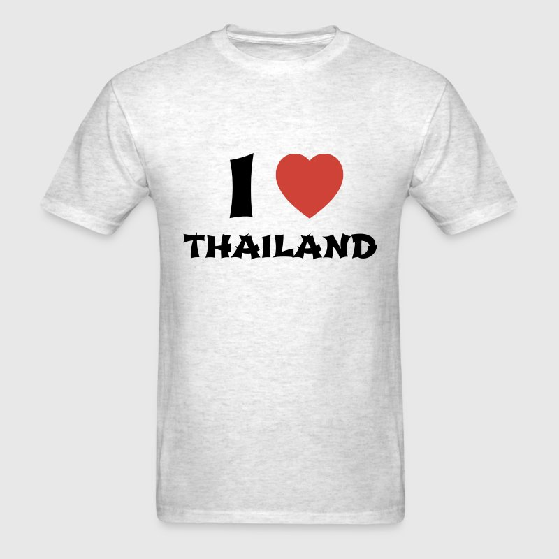 I Love Thailand T-Shirt - Men's T-Shirt