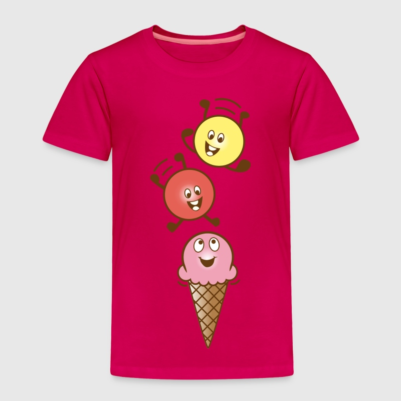 ice cream Baby & Toddler Shirts - Toddler Premium T-Shirt