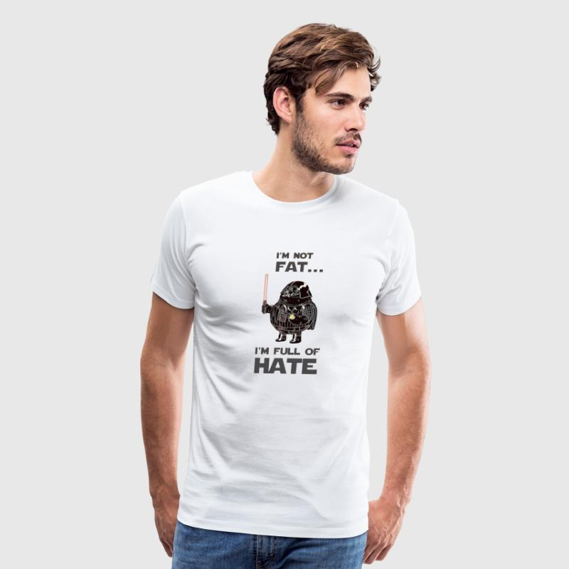 Fat Vader - Men's Premium T-Shirt