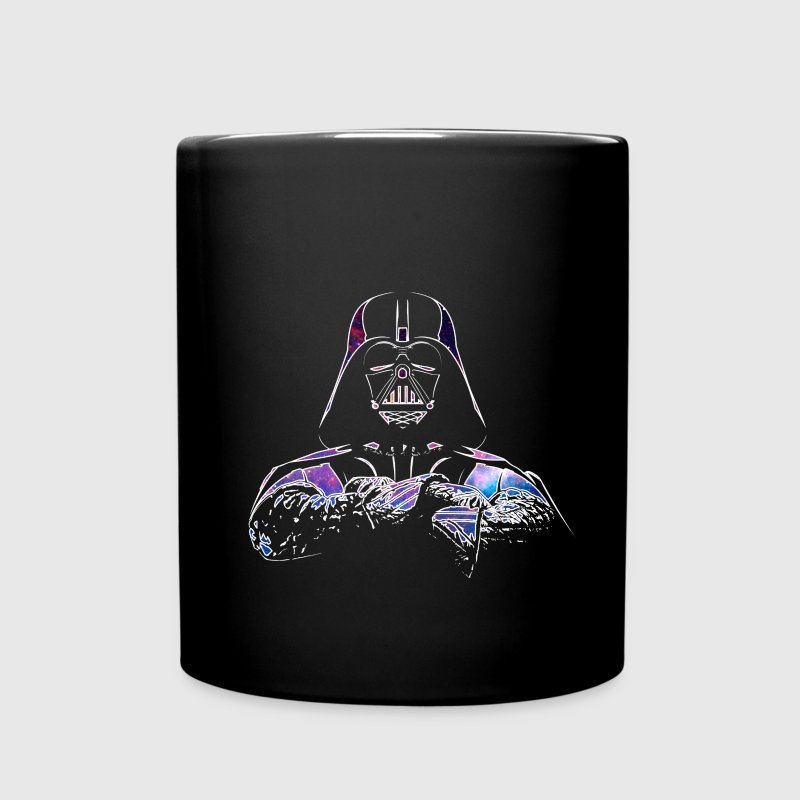 Galaxy Darth Vader Mug - Full Color Mug