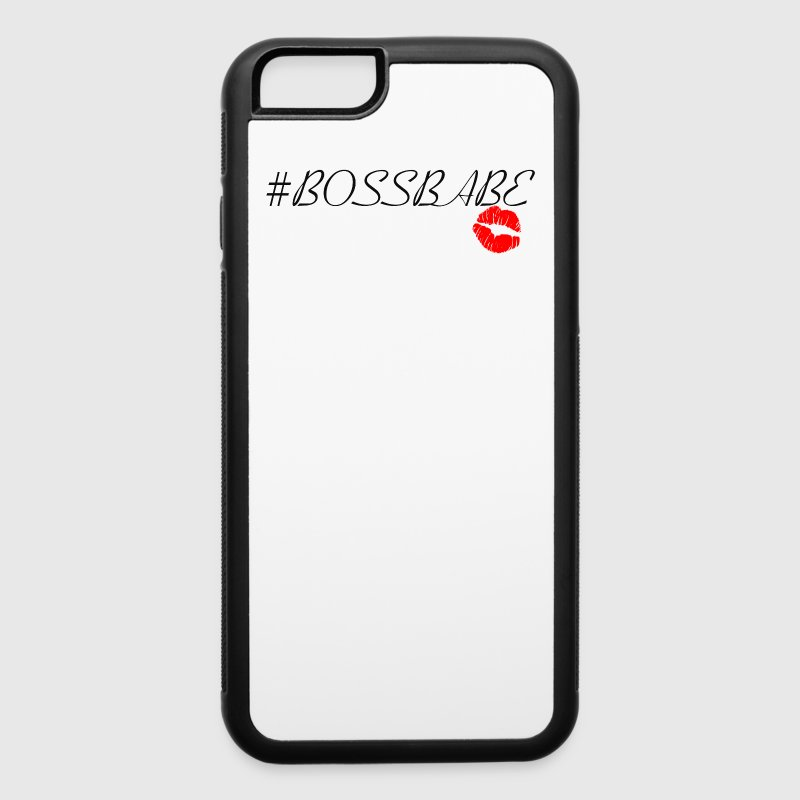 BOSSBABE Accessories - iPhone 6/6s Rubber Case