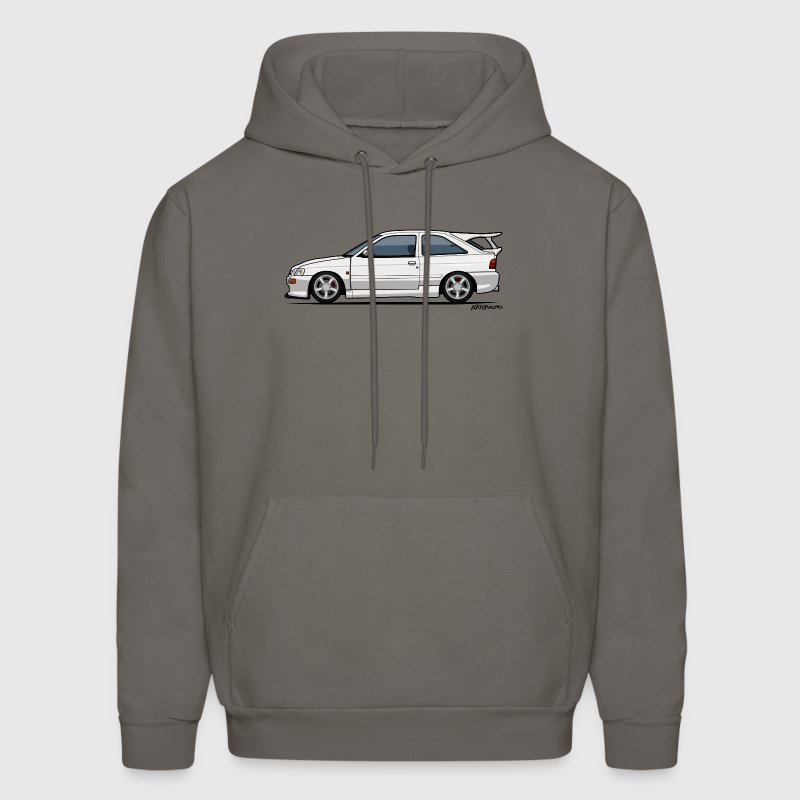 Ford Escort Mark V RS Cosworth Hoodies - Men's Hoodie