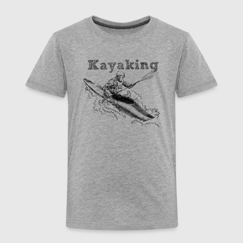 Kayak Baby & Toddler Shirts - Toddler Premium T-Shirt
