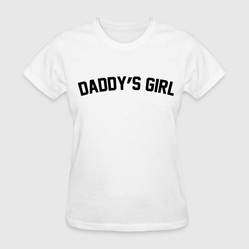 Daddy's girl Women's T-Shirts - Women's T-Shirt