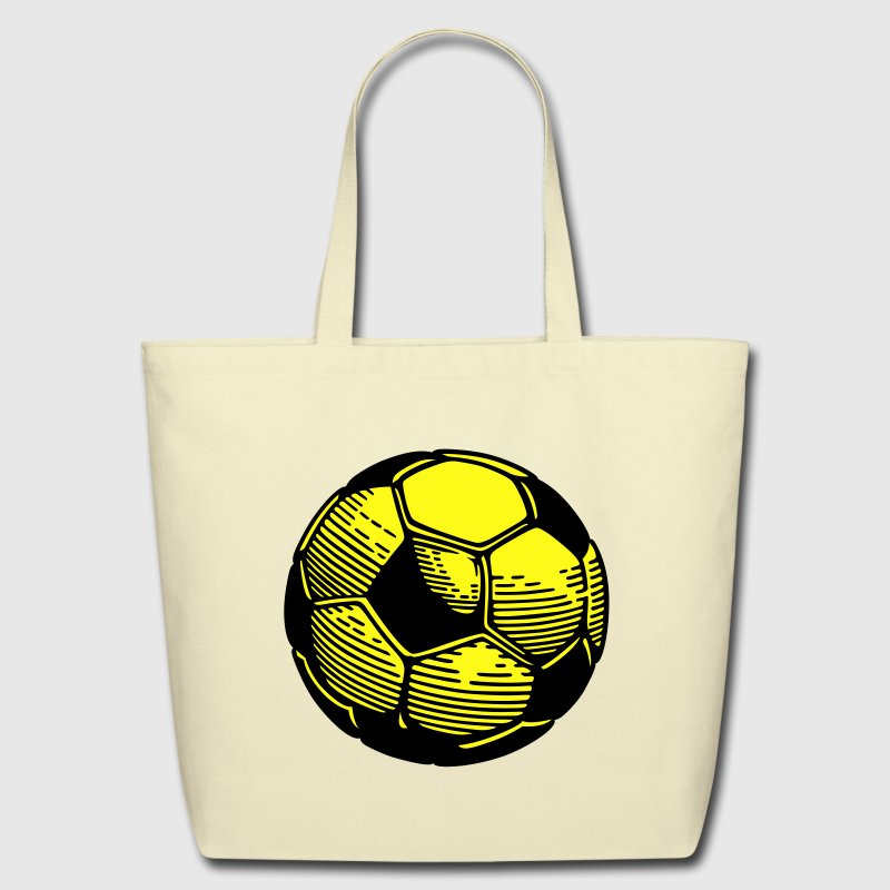 soccer Bags & backpacks - Eco-Friendly Cotton Tote