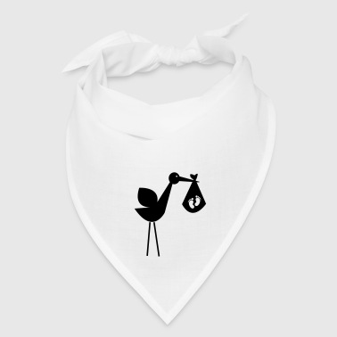 storch_baby Mugs & Drinkware - Bandana