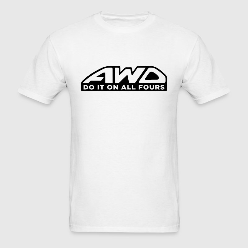 AWD T-Shirts - Men's T-Shirt