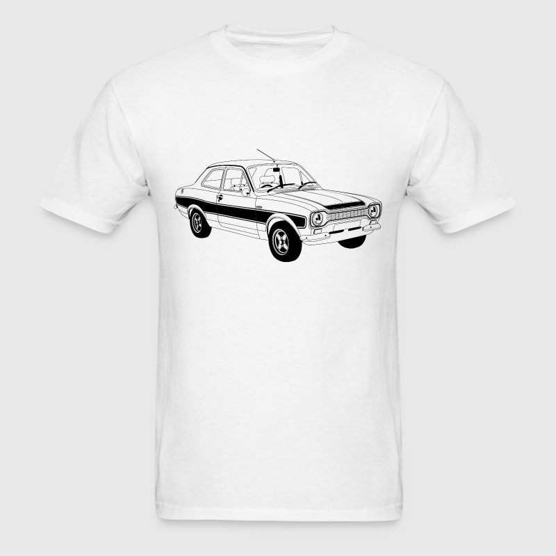 Ford Escort Mk1 RS2000 - Men's T-Shirt
