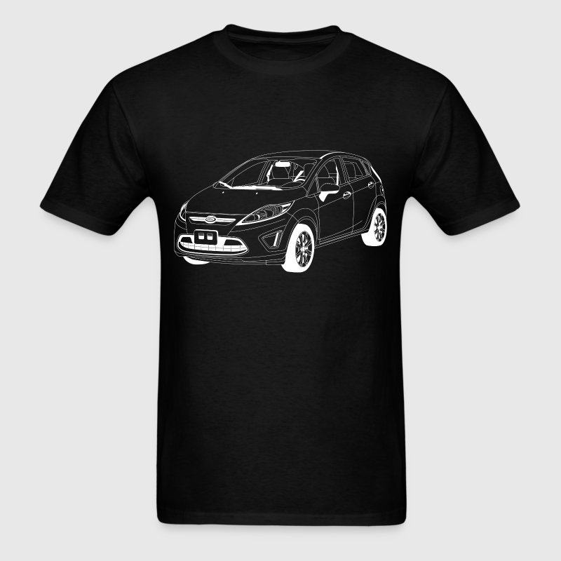 Ford Fiesta Mk7 - Men's T-Shirt