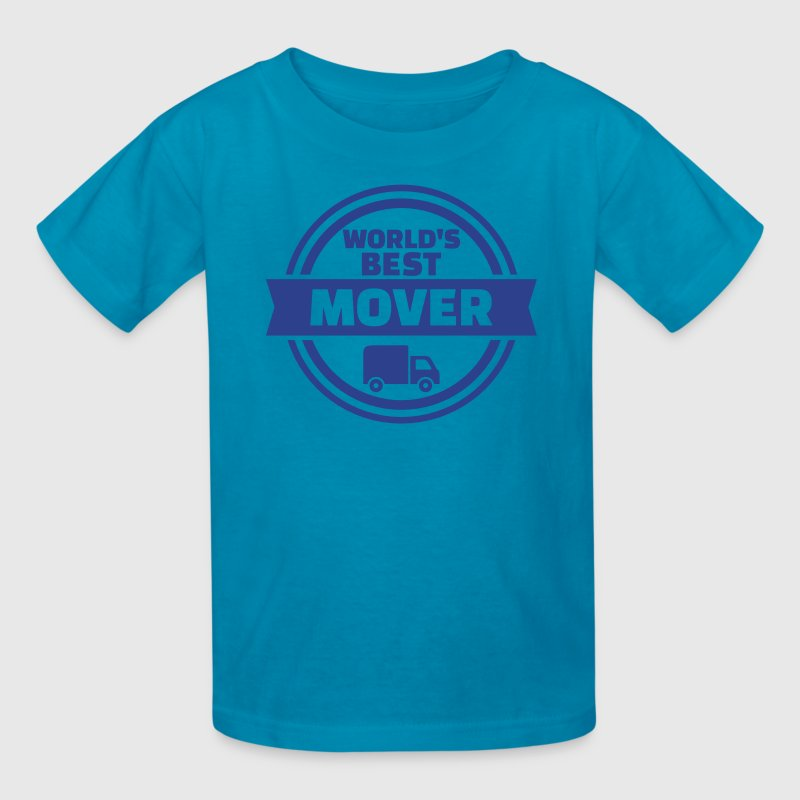 Best mover Kids' Shirts - Kids' T-Shirt