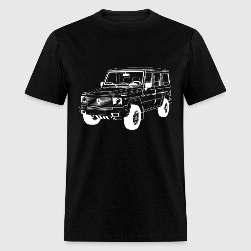 Mercedes benz w460 g t shirt spreadshirt for Mercedes benz t shirt