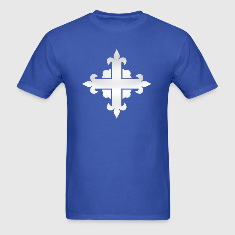 Three Musketeers Cross - Men's T-Shirt