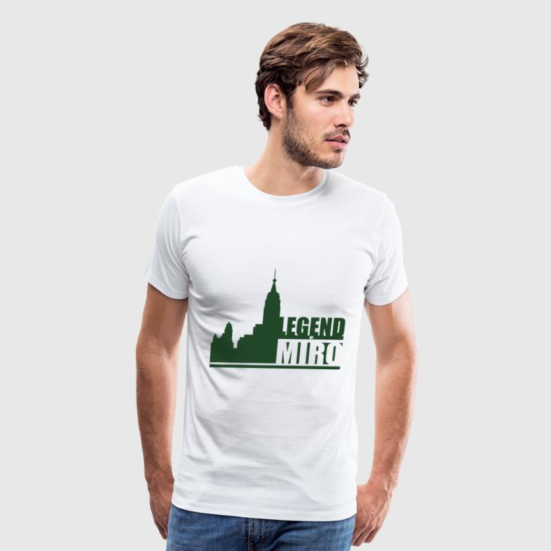 Legen Of Miro - Men's Premium T-Shirt