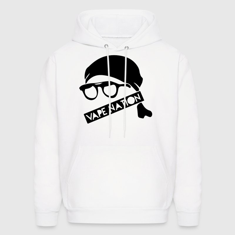h3h3productions vapenation Hoodies - Men's Hoodie