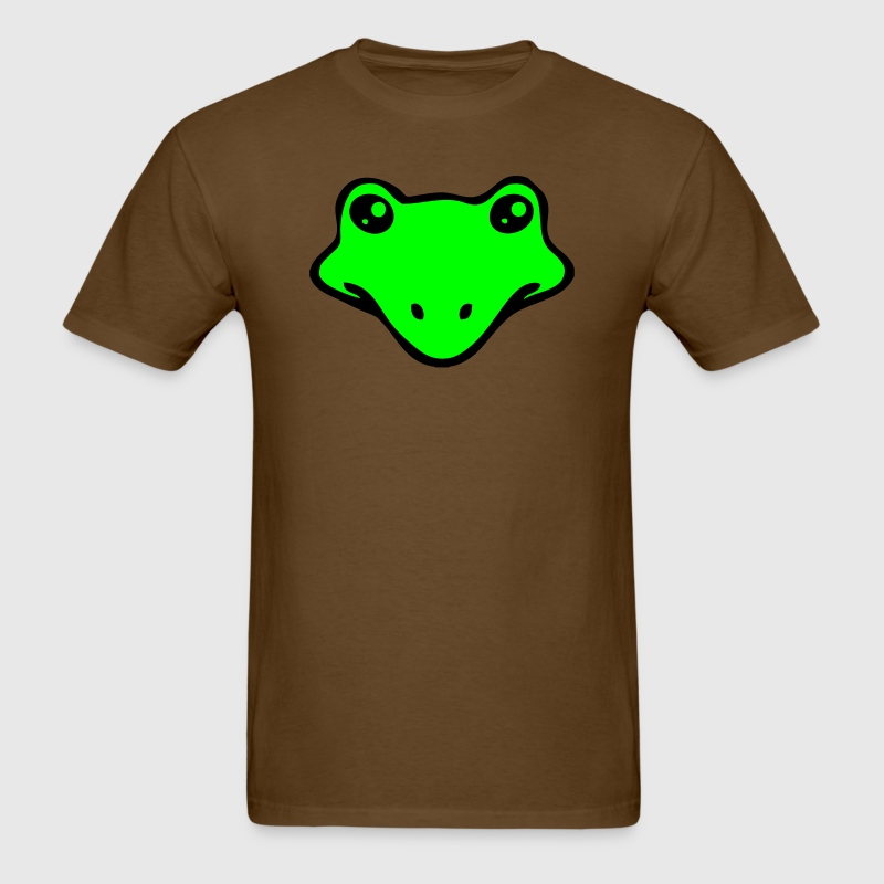 Froggy Face T-shirt - Men's T-Shirt