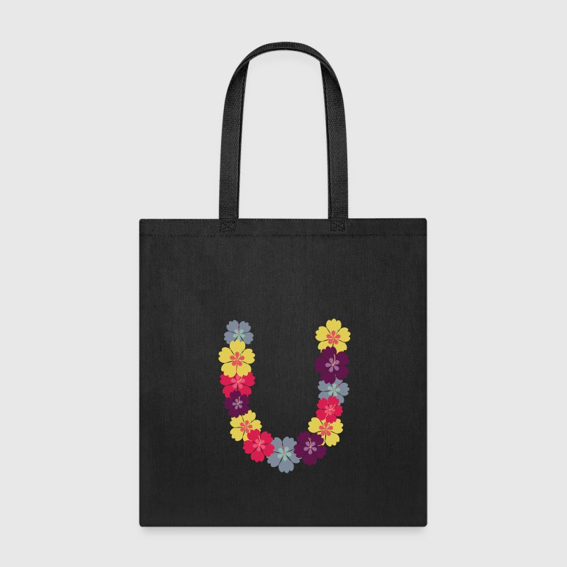Hawaiian flower chain Bags & backpacks - Tote Bag