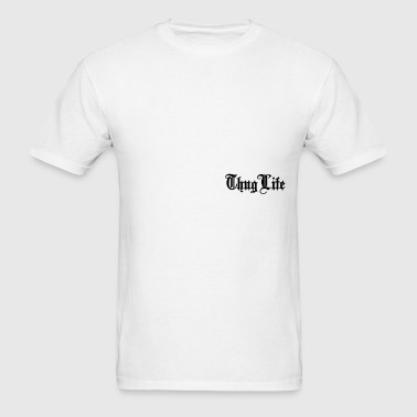Thug Life Polo Shirts - Men's T-Shirt