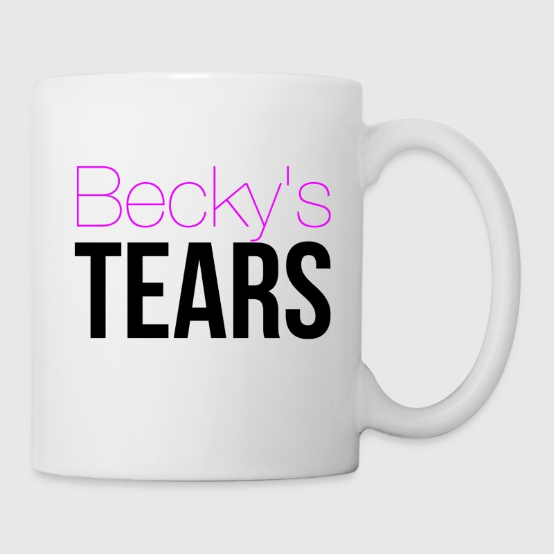Becky's Tears Mugs & Drinkware - Coffee/Tea Mug