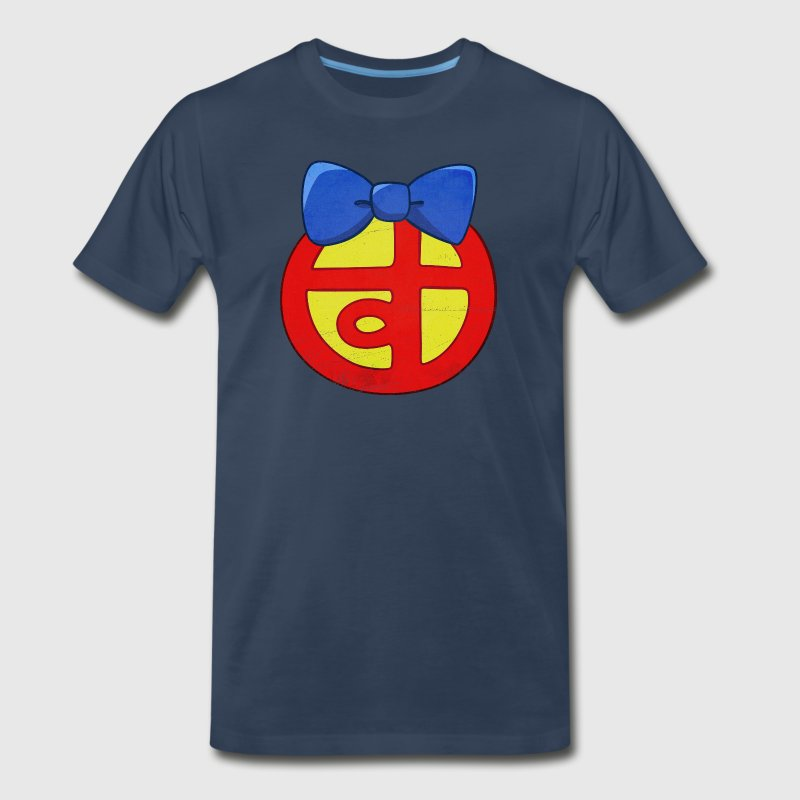 Suppaman, Dr. Slump's Antihero - Men's Premium T-Shirt