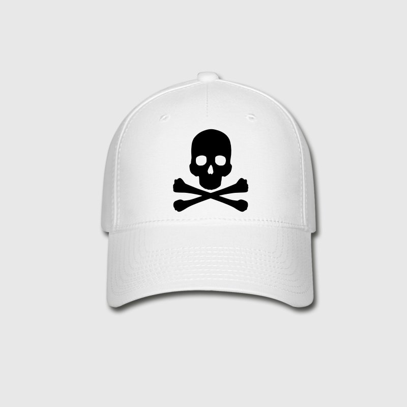 Skull and Crossbones Sportswear - Baseball Cap