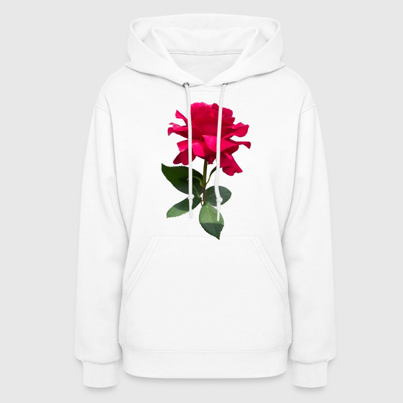 Red rose Hoodies - Women's Hoodie