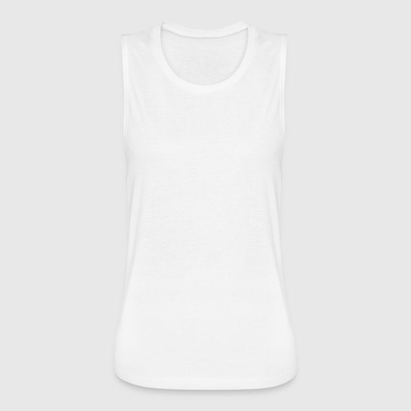 Champagne Campaign Tanks - Women's Flowy Muscle Tank by Bella