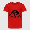 Wrestling, freestyle wrestling Baby & Toddler Shirts - Toddler Premium T-Shirt