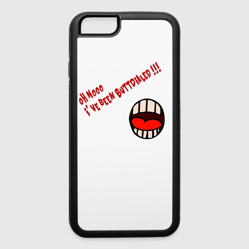 Blendbutt dialed slogan Phone & Tablet Cases - iPhone 6/6s Rubber Case