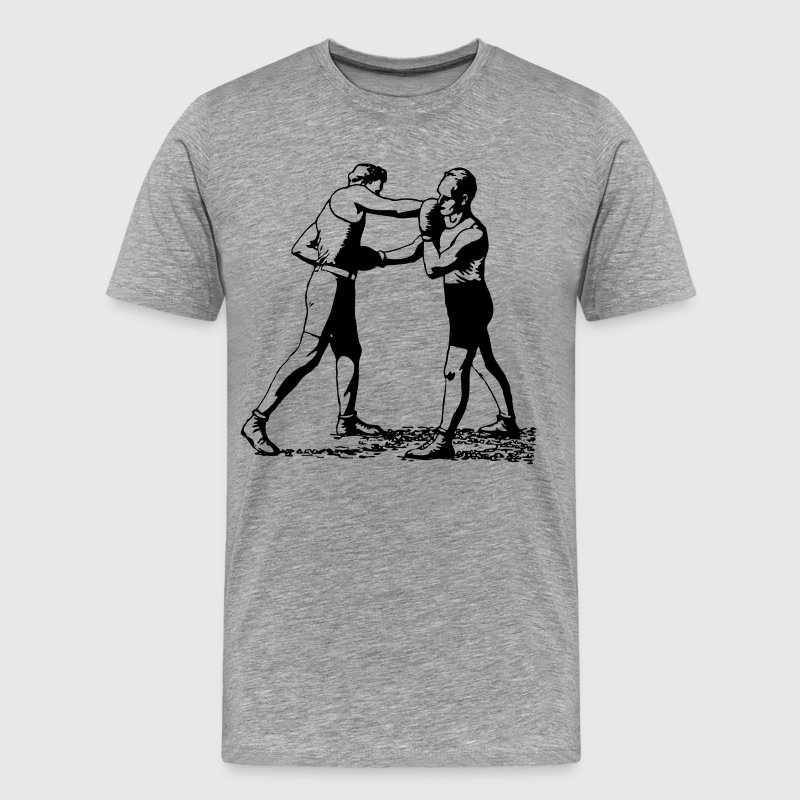 Old time boxing vintage T-Shirts - Men's Premium T-Shirt