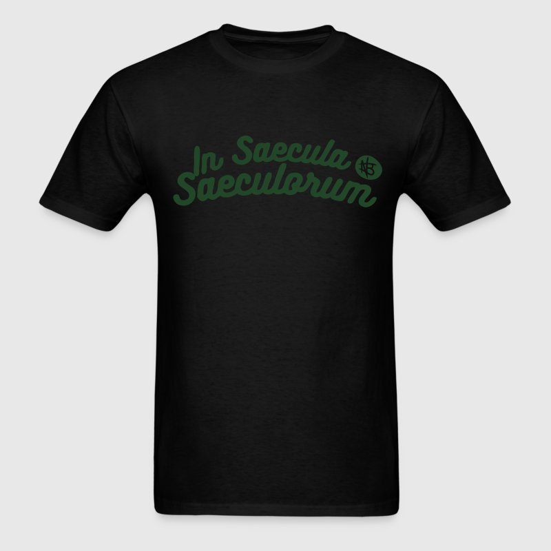 In Saecula Saeculorum - Northbound Christian - Men's T-Shirt