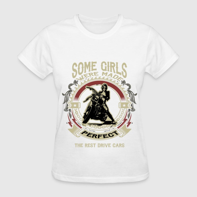 Motorcycle Girls - Perfect - Women's T-Shirt