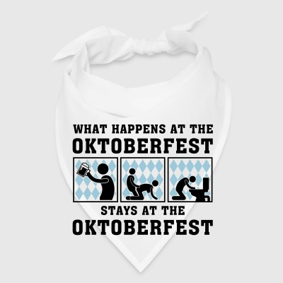 what_happens_at_the_oktoberfest_052016c_ Mugs & Drinkware - Bandana