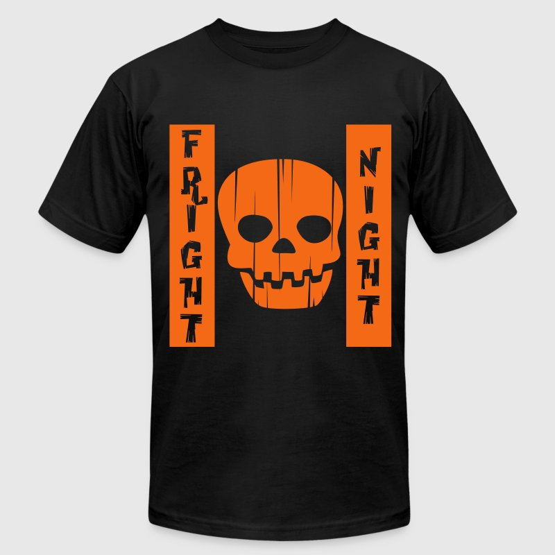 FRIGHT NIGHT T-Shirts - Men's T-Shirt by American Apparel