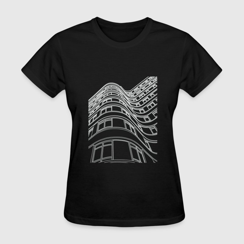 Florin Women's Black T-Shirt - Women's T-Shirt