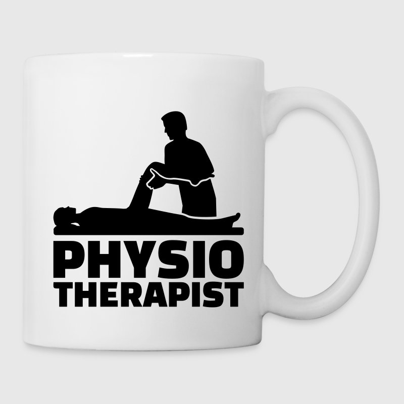 Physiotherapist Mugs & Drinkware - Coffee/Tea Mug