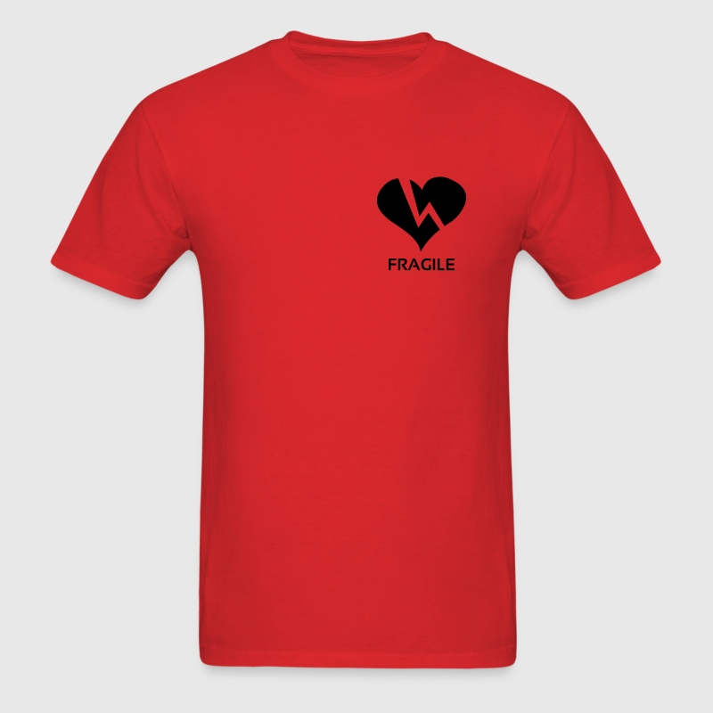 Fragile Heart T-Shirts - Men's T-Shirt