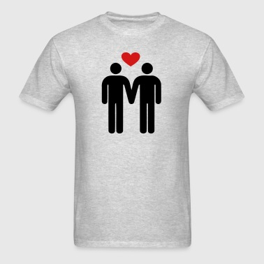 gay love Sportswear - Men's T-Shirt