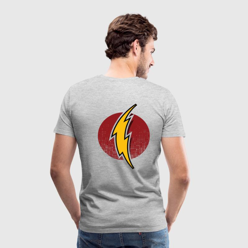 flash attempt - Men's Premium T-Shirt