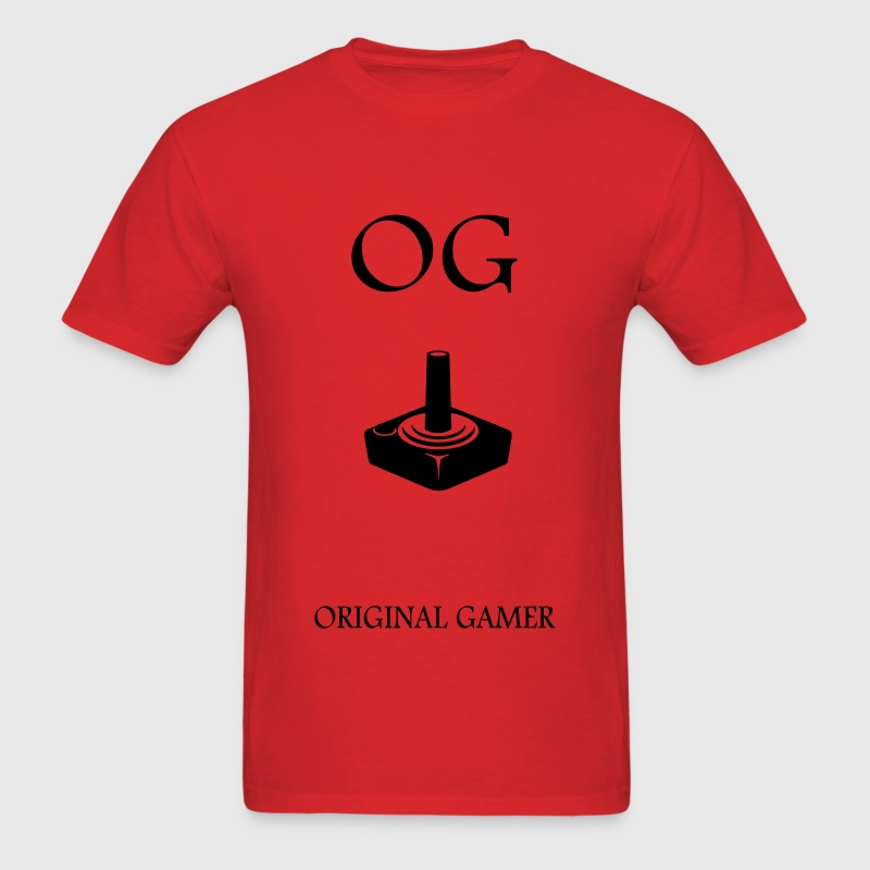 OG Original Gamer - Men's T-Shirt