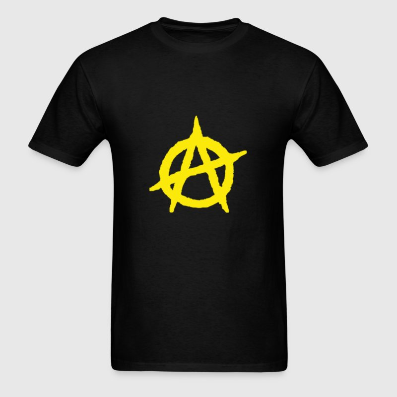 Anarcho Capitalism - Men's T-Shirt