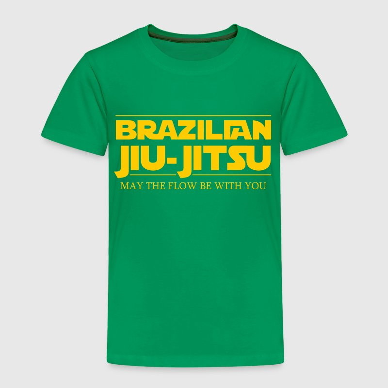 BJJ Star Wars Brazilian Jiu-Jitsu T-shirt Baby & Toddler Shirts - Toddler Premium T-Shirt