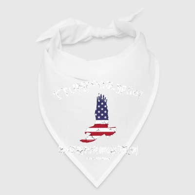 TRUMP:  There's Nothing worse for America! Mugs & Drinkware - Bandana