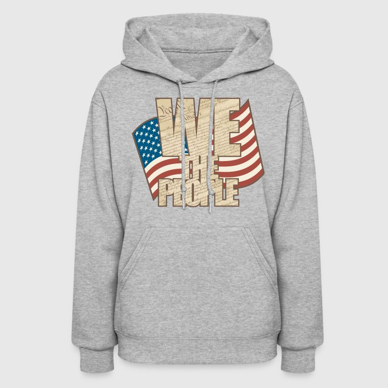 We The People - Women's Hoodie
