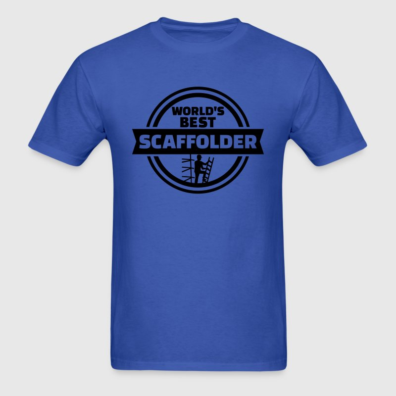 World's best scaffolder T-Shirts - Men's T-Shirt