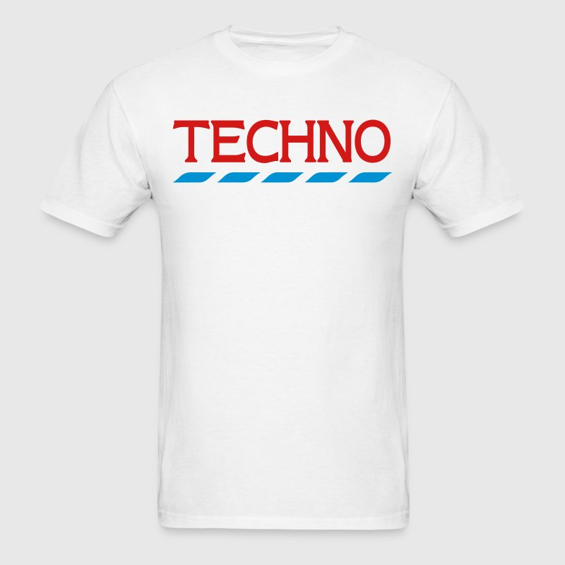 Techno Tesco T-Shirts - Men's T-Shirt