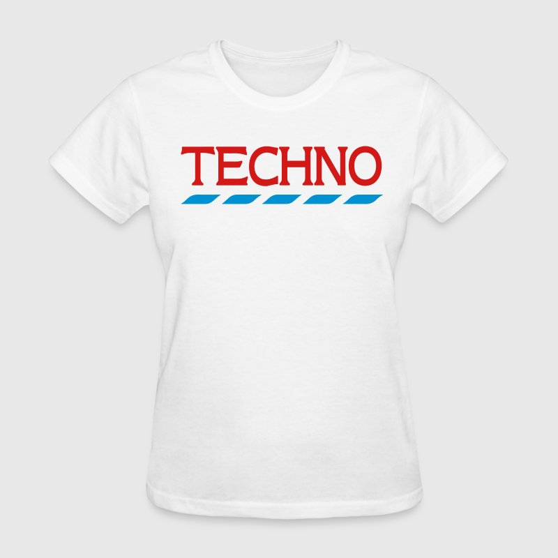 Techno Tesco Women's T-Shirts - Women's T-Shirt