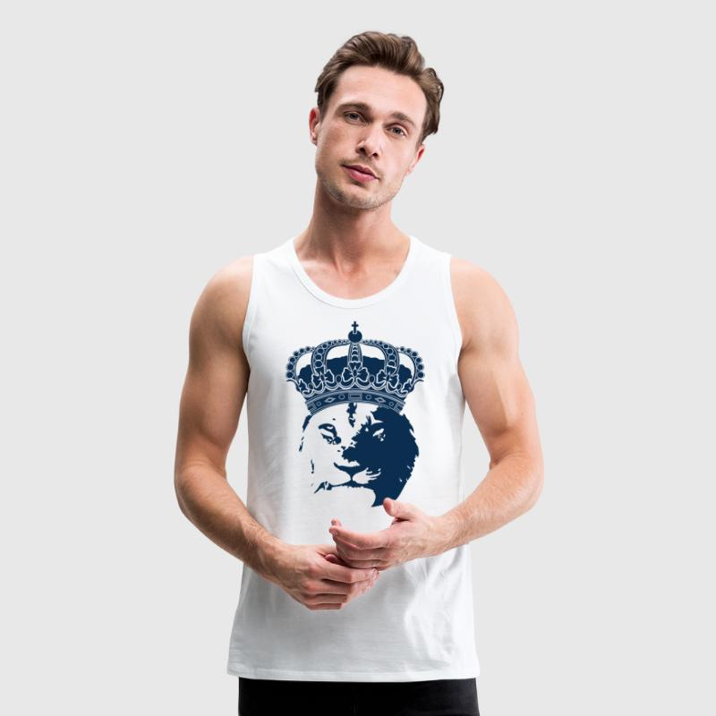 Lion king Sportswear - Men's Premium Tank