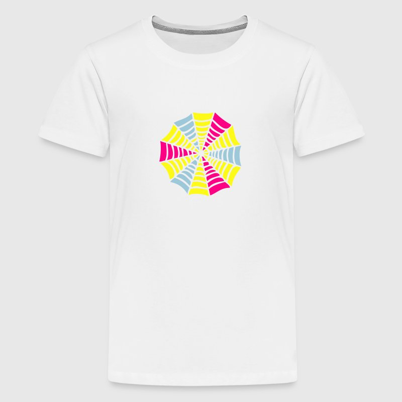 dj sound on Kids' Shirts - Kids' Premium T-Shirt