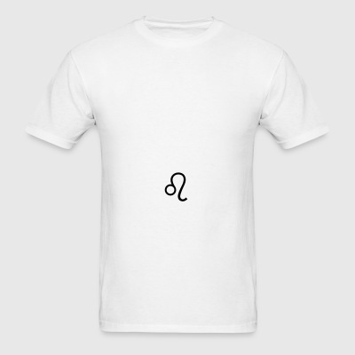Leo zodiac sign and horoscope symbol Sportswear - Men's T-Shirt