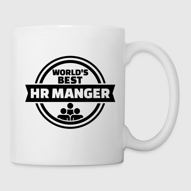 HR Manager Mugs & Drinkware - Coffee/Tea Mug